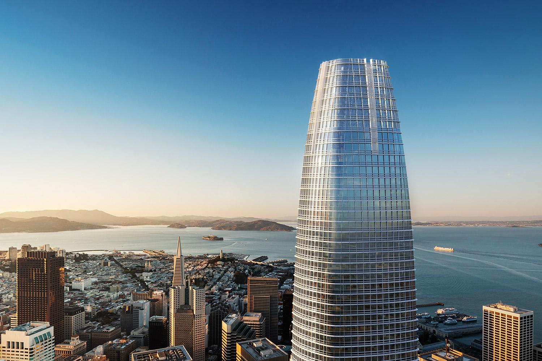 Salesforce Tower / 3