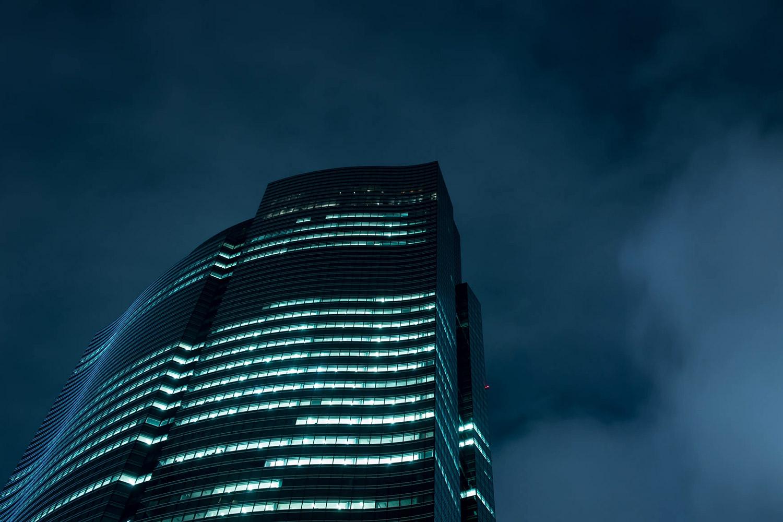 Shiodome Tower / 3
