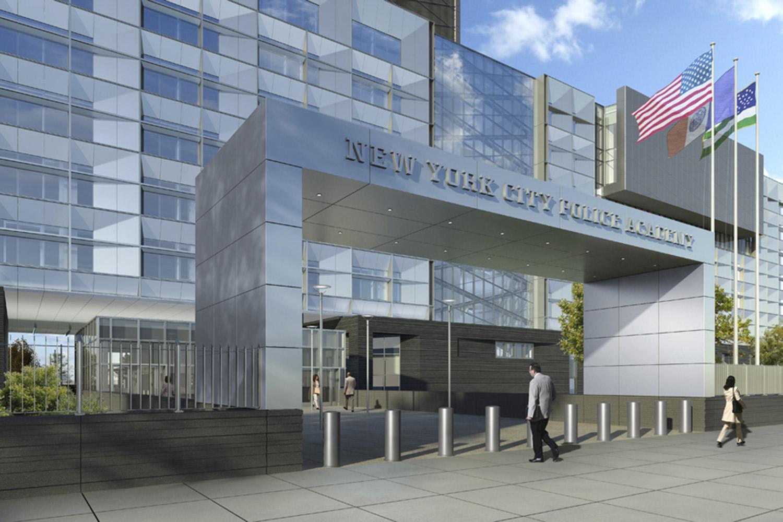 NY police Academy / 1