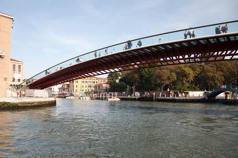 Ponte della Costituzione / 1