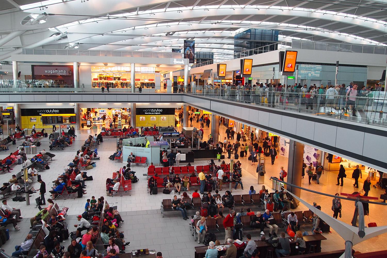 Heathrow Airport / 1