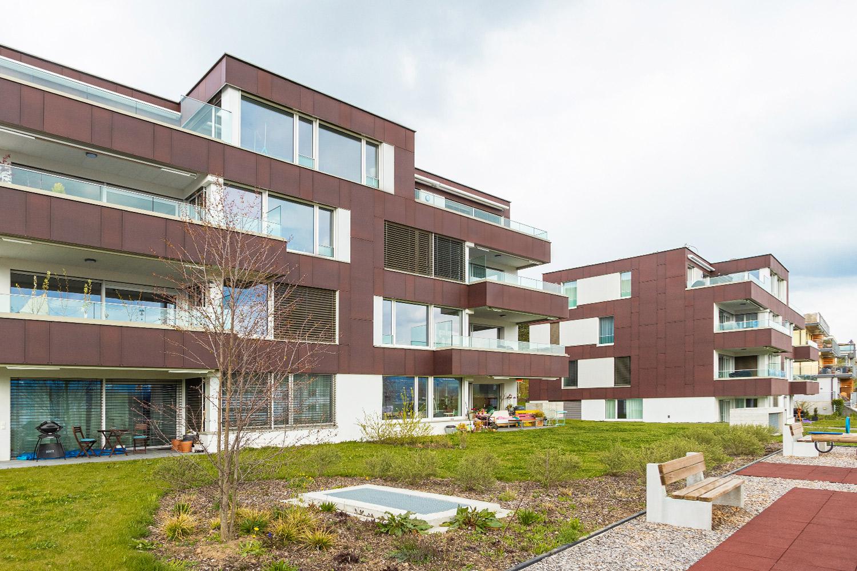 Männedorf, residential